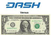 Dash vs Usd